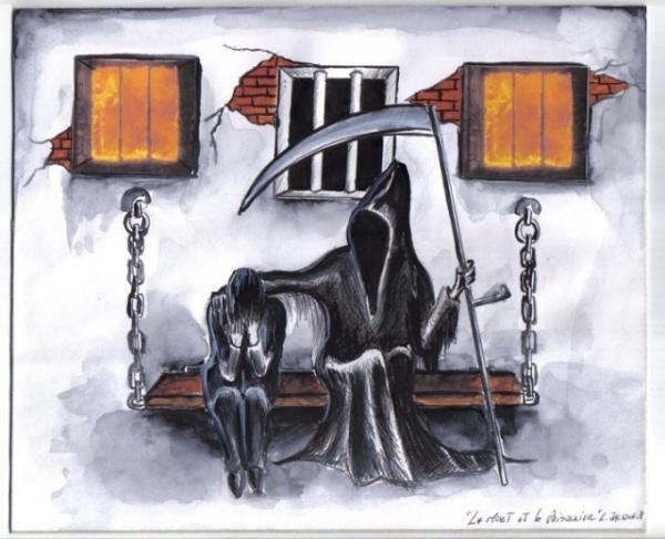 jacqua la mort et le prisonnier