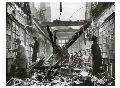 london-library-bomb-damage